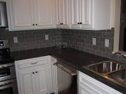 2x8 Glass Subway Tile by Ceramic 2x8 Subway Tile Brine Gray Kiln Collection Modwalls