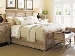 Monterey Sands King Cypress Point Bed By Lexington Queen BedroomBedroom