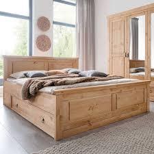 landhaus komplett schlafzimmer set voeca 4 teilig