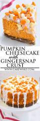 Smitten Kitchen Pumpkin Marble Cheesecake by Best 25 Gingersnap Crust Ideas On Pinterest Eggnog Cheesecake
