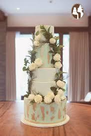Add To Board Bohemian Rustic Wedding Cake Dessert Table By Creme De La Bali