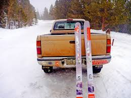 100 Ski Truck How To 100 Days This Winter And Work Fulltime Alta Backcountry