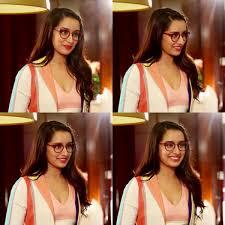 Shraddha Kapoor For Vogue Eyewear 2017 Shradha Shraddha Kapoor