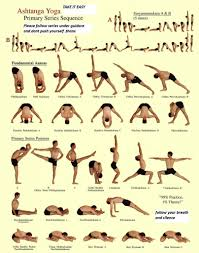Lesson Plans For Ashtanga Yoga Poses Beginners And Or Series1 808
