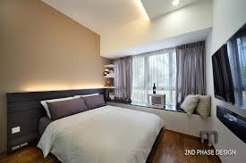 Stylish And Peaceful Hdb Bedroom Design 11 Home