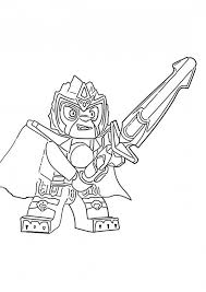 Lego Chima Laval The Lions Coloring Pages PagesFull