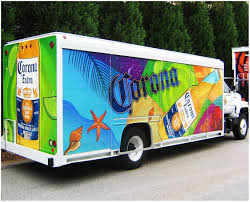 100 Truck Wrap Design Box Truck Wraps NYC Van Lettering Brooklyn Signs NYC