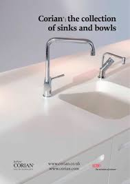 corian the collection of sinks and bowls dupont corian pdf
