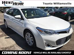 Acura Toyota Luxury Used Toyota Avalon For Sale Buffalo Ny Cargurus ...