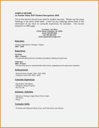 Cv Template No Experience 1 Job Resume Examples College ... Resume Samples Job Description Valid Sample For Recent High 910 Simple Rumes For Teenagers Juliasrestaurantnjcom 37 Phomenal School No Experience You Must Consider Template Ideas Examples Of Rumes Teenagers Inspirational Teen College Student With Work Templates Blank Students 7 Reasons This Is An Excellent Resume Someone With No