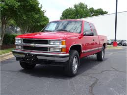 100 1998 Chevy Truck For Sale Chevrolet Silverado For ClassicCarscom CC1102254