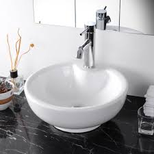 Decolav Sink Drain Stuck by Vessel Sink With Overflow Prices Tags 44 Impressive Vessel Sink