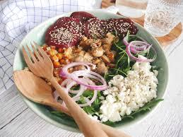 3 recettes cuisine buddha bowl 3 recettes pour composer sa salade repas