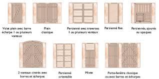 volet battant persienne bois volets fabricant menuiserie aluminium pvc annecy haute