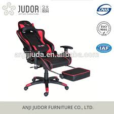 Reclining Gaming Chair With Footrest by Judor 2015 New Gaming Chair Racing Chair Reclining Office