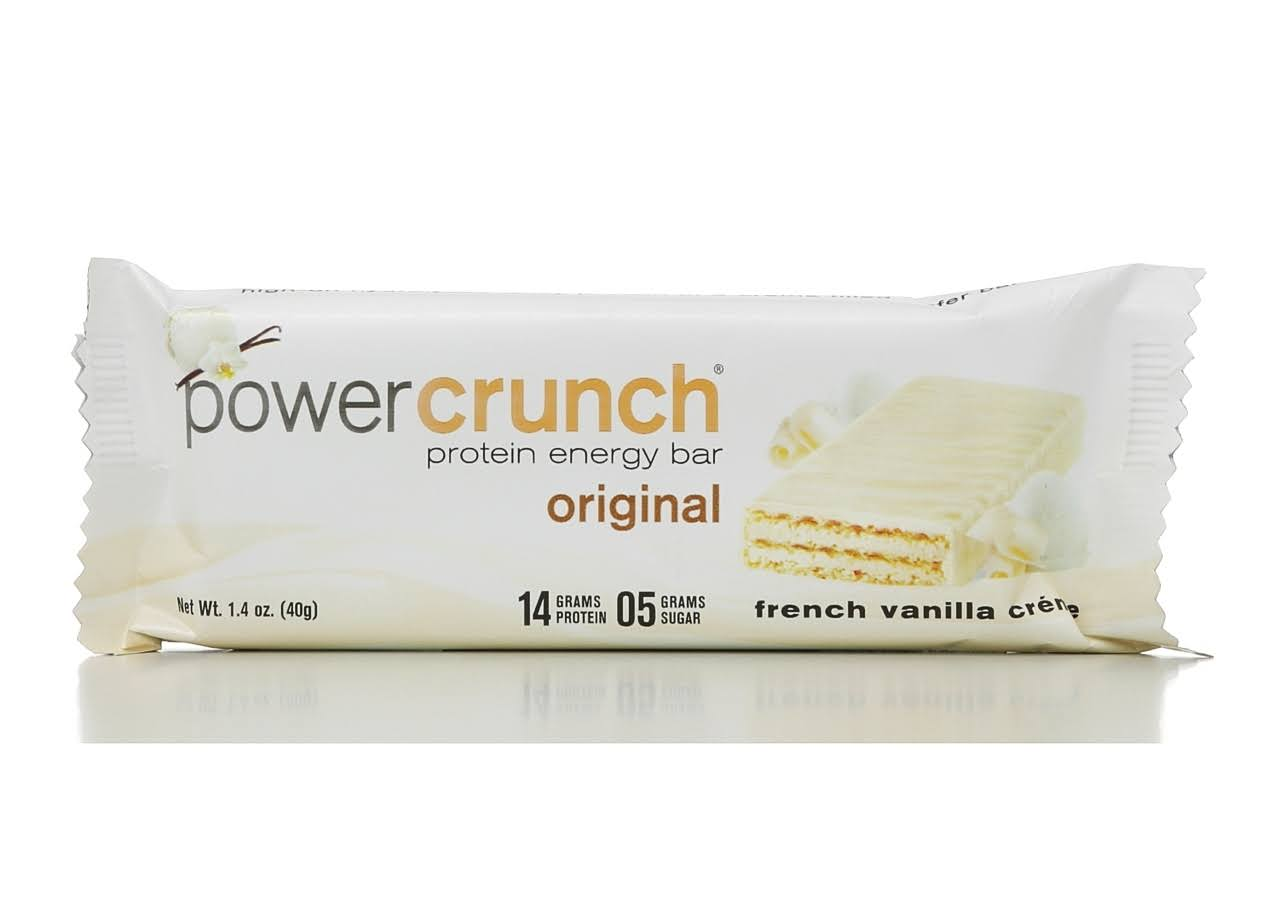 Power Crunch Bar - French Vanilla Creme, 1.44oz
