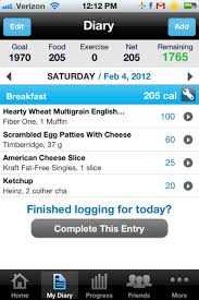 Best calorie counting app for iPhone MyFitnessPal review