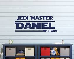 Star Wars Room Decor by Star Wars Decor Etsy