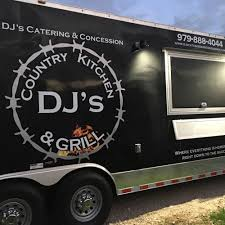 DJ's Catering And Concession - College Station Food Trucks - Roaming ...