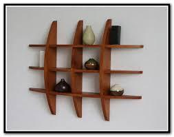 wall shelves design showcase wall mounted display shelves