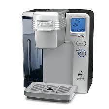Cuisinart Stainless Steel Programmable Single Serve Coffee Maker