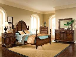 Unusual Rattan Bedroom Set Soundvineco