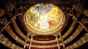 véronique chemla chagall à l opéra le plafond de la discorde