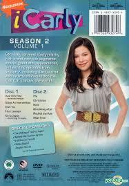 ICarly DVD Season 2 Volume 1 US Version