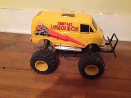 100 Monster Truck Lunch Box 80s Tamiya 1859469912