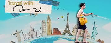 Darren Travels All Around The World