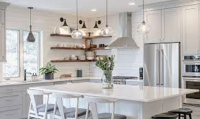 White Kitchen Idea 25 Best White Kitchens With Space Saving Style Ideas