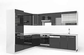 vicco küchenzeile fame line eckküche winkel küche einbau