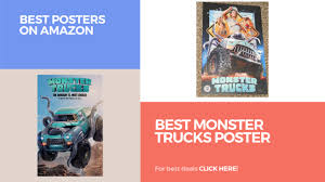 Best Monster Trucks Poster // Best Posters On Amazon - YouTube Fine Rat Fink Posters And Best Ideas Of 159296172_ed 5 Sponsors Eau Claire Big Rig Truck Show Vintage Vanbased Monster Crushing Modern Stock Vector Hd Scarlet Bandit Car Bigfoot Gigantic Print Poster Ebay Amazoncom Wall Decor Art Poster Jam Images About Trucks On Pinterest Giant Cartoon Anastezzziagmailcom 146691955 Extreme Sports Photo Radio Control Buggy And Classic Motsport Pack 8 Prints Gifts For Hot Wheels Monster Jam Stars And Stripers Collection Stunt Ramp Max