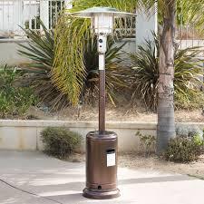 Propane Patio Heat Lamps by New 48 000 Btu Outdoor Patio Heater Propane Standing Lp Gas Csa