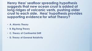 Sea Floor Spreading Animation Download by Unit 7 Review Mrs Buffington Ppt Download