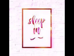 DIY Tumblr Wall Art For Dorm Room