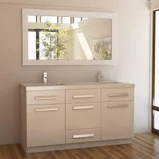 Evideco Escal COLLECTION Bathroom Accessories Set Taupe 5Pieces