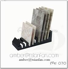 metal tile display stand ceramic tile display rack portable