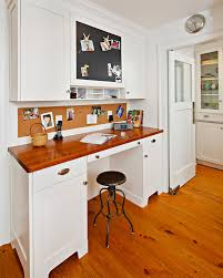 cork flooring in farmhouse with wood wood