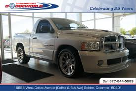Dodge Ram SRT-10 For Sale Nationwide - Autotrader