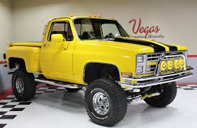 1981 Chevrolet K10 4WD Pickup Stock # 16031V For Sale Near San Ramon ... 1981 Chevrolet 3500 Rat Truck Youtube Luv For Sale At Texas Classic Auction Hemmings Daily 1980 81 Chevy Custom Deluxe 10 Short Box Rod Used 1998 Monster 1500 Somerset Ky For Sale Chevroletc10stsidepickup Gallery Lifted Trucks K20 On 44s C10 Autotrends 2007 Silverado Chevy Silverado Lt Z71 Crew Vann Gannaway In Eustis Serving Leesburg Lake County Obsession Truckin Magazine