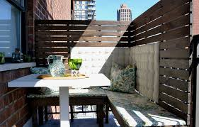 patio privacy fabric screen Enjoy Your Rest and Relax with the