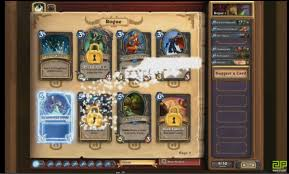 Top Decks Hearthstone Frozen Throne by Hearthstone Heroes Of Warcraft News Guides Reviews Forums