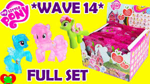 My Little Pony WAVE 14 Blind Bags Full Set