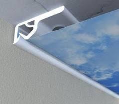 plafond tendu prix m2 faire un plafond tendu isolation idées