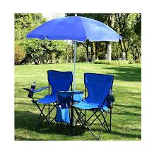 Amazon.com : Costway Portable Folding Picnic Double Chair W/Umbrella ... Cheap Double Beach Chair With Cooler Find Folding Camp And With Removable Umbrella Oztrail Big Boy Camping Black Buy Online Futuramacoza Pnic W Table Fold Fan Back The 25 Best Chairs 2019 Choice Products Bag Bestchoiceproducts Portable Fniture Astonishing Costco For Mesmerizing Home Wumbrella Up Outdoor Set Chairumbrellatable Blue