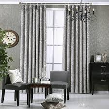 großhandel neue stil windows vorhang für wohnzimmer schlafzimmer hotel gold chenille jacquard blumen vorhänge blackout fenster vorhänge nach maß für