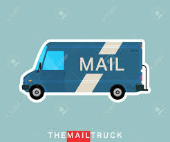 Mail Truck Isolated. Delivery Van. Service Vehicle Bus. Vector ... Delivery Logos Clip Art 9 Green Truck Clipart Panda Free Images Cake Clipartguru 211937 Illustration By Pams Free Moving Truck Collection Moving Clip Art Clipart Cartoon Of Delivery Trucks Of A Use For A Speedy Royalty Cliparts Image 10830 Car Zone Christmas Tree Svgtruck Svgchristmas