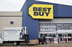Best Buy Keeps Store Shelves, Distribution Centers Stocked - WSJ 5 Best Used Work Trucks For New England Bestride Funny Garbage Truck With A Great Slogan Trailer Truck Company Release Date And Concept Reviews Norcal Motor Diesel Auburn Sacramento With Chiller Transport Uae Long Short Haul Otr Trucking Services Transport Company Logo Pics How To Find The Beacon Trucking Experience Shamrock Intermodal One Of Best Companies That Hire Felons Only Jobs Top Truenorth The 2014 For Towing Uship Blog