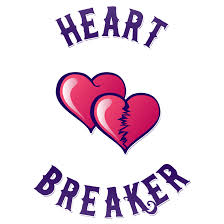 Heart Breaker By Nyeuble On Clipart Library